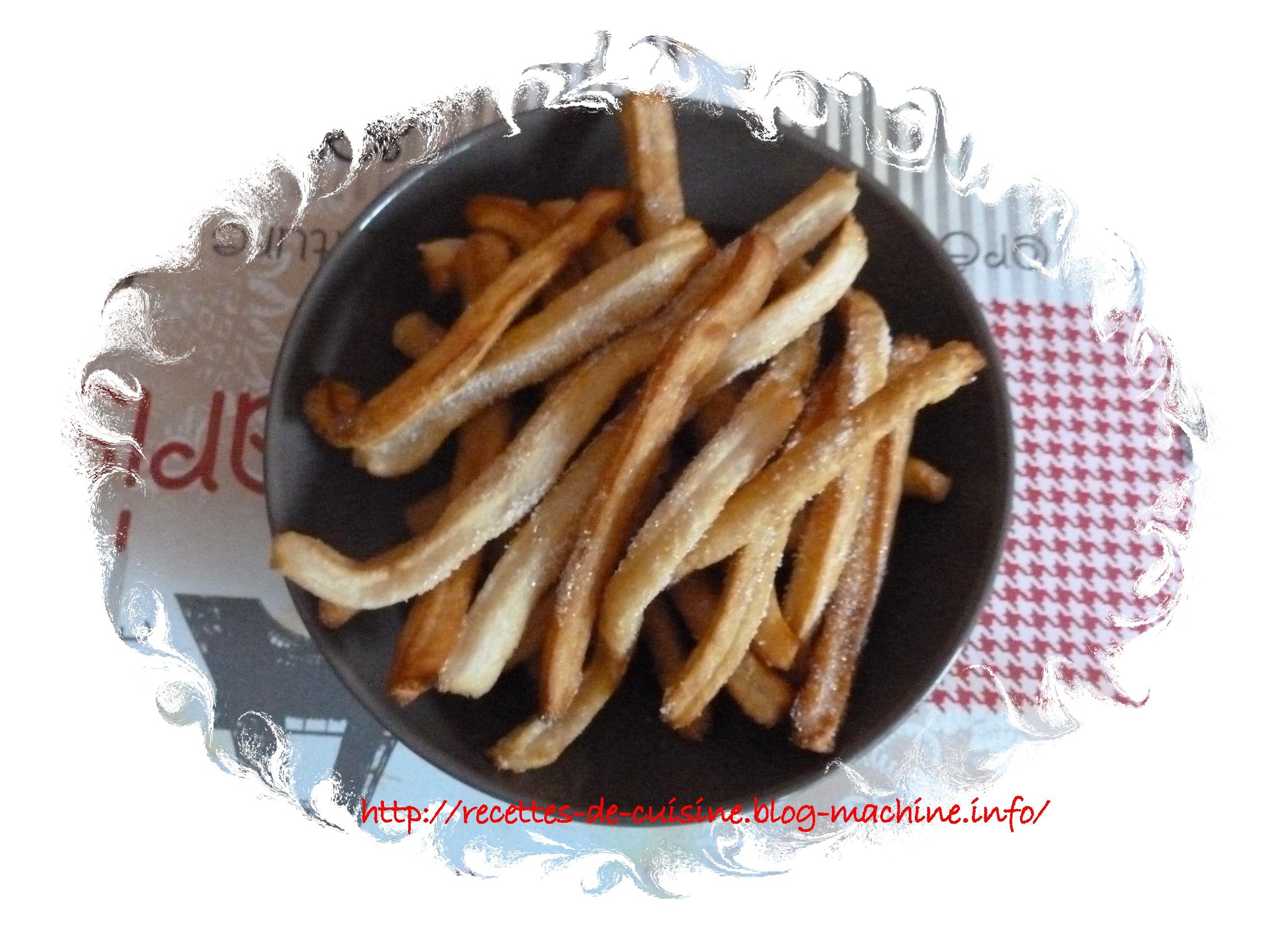 Recette Churros De Fete Foraine churros comme à la fête foraine :) et au thermomix – mes p